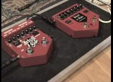 Visual Sound Jekyll & Hyde Version 1 & V 2 guitar effects pedal shootout w Tele & Jaguar Twin