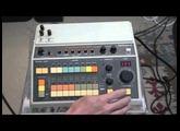 Roland CR 8000 with mods mov