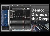 Product Demo: Auddict Drums of the Deep - SoundsAndGear.com