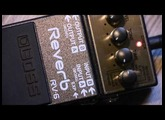 BOSS RV-6 Reverb - SOUNDS & SETTINGS