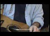 comment changer une corde de guitare