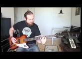 Harley Benton TB-70VS Thunderbird bass test