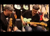 The New Reverend Baritone Guitar •  NAMM 2015
