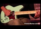 Review Demo - Reverend Guitars Descent H90 Baritone
