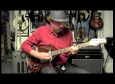 1960s Coral Sitar (Danelectro) Vincent Bell Guitar Demo