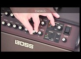 Acoustic Singer Quick Start chapter 4: Using Guitar Effects