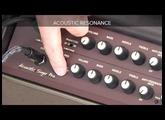 Acoustic Singer Quick Start chapter 2: Using Acoustic Resonance