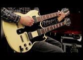 Gibson Custom Alex Lifeson EDS-1275 Doubleneck Electric Guitar, Aged