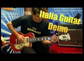 Italia Maranello Classic Guitar Demo Nevada Music UK