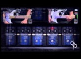 EBS Pedals - Play through - Multicomp, DynaVerb, MultiDrive, MetalDrive, etc