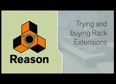 Trying, buying and installing Rack Extensions