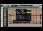 TEST : Waves CLA Drums - TOP DEMO