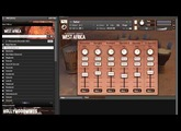 Native Instruments West Africa library review