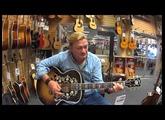 BOB DYLAN GIBSON SJ-200 PLAYERS GUITAR