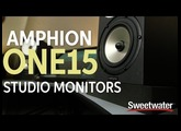 Amphion One15 Passive Studio Monitors Review