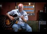 Gibson Custom Super 400 Electric Guitar Demo w/ David O'Rourke