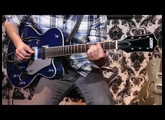 G5420T Electromatic® Hollow Body Single-Cut with Bigsby®: Clean Country Licks Demo