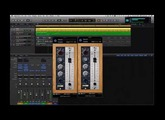 UAD Neve 1073 Preamp and EQ Demo