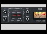 Cooper Time Cube MkII Delay Plug-In for UAD