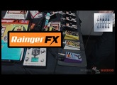 NAMM 2017 Pitbull Audio Presents: Rainger FX Pedals, Powered by EnterTalk Radio