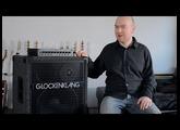 GLOCKENKLANG STEAMHAMMER BASS AMP /// BassTheWorld.com