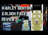 HARLEY BENTON GOLDEN FACE Amp Simulator ( Review )