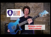 Test de la guitare Wildone Junior de Wild Customs