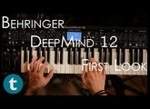 Behringer | Deepmind 12 | Gear Demo