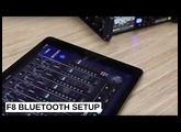 F8 Bluetooth Setup