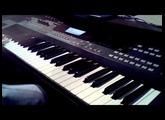Yamaha Moxf6- Drums