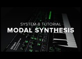 Roland SYSTEM-8 How-To: Modal Synthesis