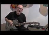 Demoing a James Trussart Steelcaster [Nottingham City Guitars]