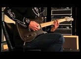 James Trussart 2015 NAMM Rust-O-Matic Steelcaster  •  SN: 14121