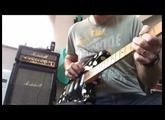 Fender Strat Buddy Guy 2011