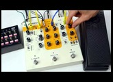 Sonicsmith - The Squaver P1 Intro - Audio Controlled analog Synthesizer pedal