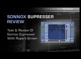 Oxford Sonnox Supresser Plugin - Test and Review - DSP Project