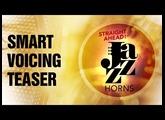 Straight Ahead Jazz Horns - Smart Voicing Teaser