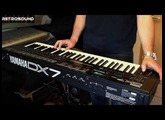 Yamaha DX7 II Synthesizer (1987) + Roland VP-330 (1979) - Solo Choral