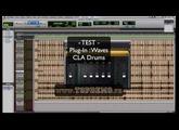 TEST : Waves CLA Drums - TOP DEMO