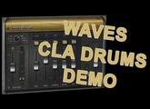 Waves CLA (Chris Lord-Alge) Drum VST Demo In Cubase