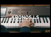 Introducing KORG KRONOS LS / OS v3.1