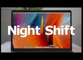 Hands-On with Night Shift in macOS 10.12.4 Beta
