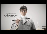 Venova - Yamaha's original branched pipe structure made wind instrument simple and compact! [Short]