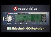 Reasonistas SideChain ReAction Rack Extension for Reason