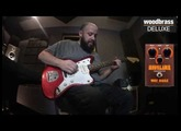 Test Woodbrass Deluxe : la Fender Custom Shop Jazzmaster 62 Relic Sparkle Red