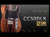 Michael Kelly Guitars 50 Deluxe with Seymour Duncan Pickups