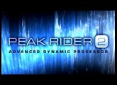 Peak Rider 2 - Advanced Dynamic Processor - 6 Creative Applications!