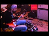 P.A.F 59 Alnico 4 Tornade MS Pickups on Maybach Les Paul