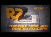 Reason 7: Instrument Midi Externe et périphérique agrégé audio