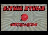 Bitwig Studio : Installation